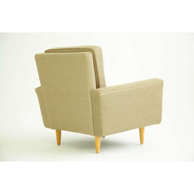 1940s Florence Knoll Lounge Chairs For Sale - Image 5 of 9