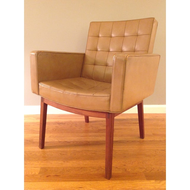 Vincent Cafiero Mid-Century Modern Armchair for Knoll For Sale - Image 7 of 11