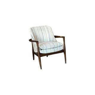 M|t Company Midcentury Emerywood Armchair For Sale
