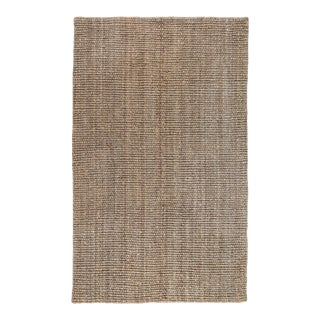 Loop Natural Jute Rug - 2 X 3 For Sale