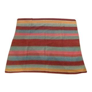 Van Verre West African Vivid Woolen Frazada For Sale