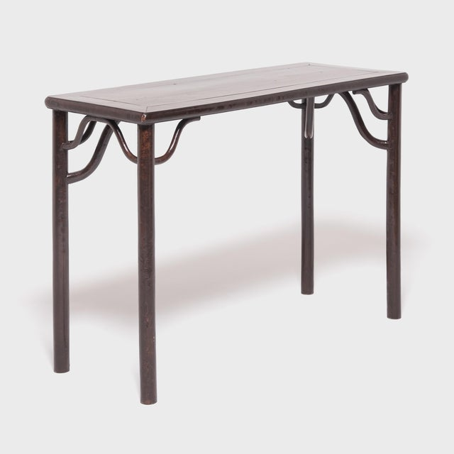 19th Century Chinese Literati Wine Table For Sale - Image 4 of 7