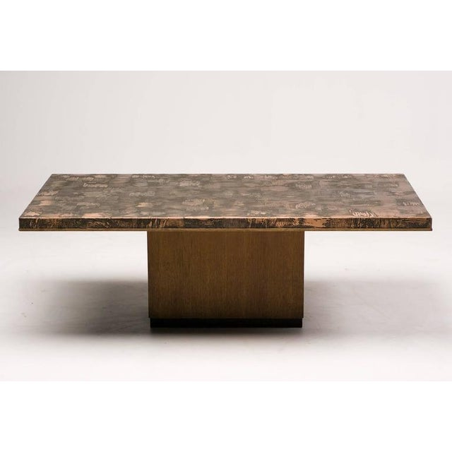Brass Coffee Table by Illum Wikkelsø For Sale - Image 6 of 6