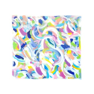 'Wild and Free' Original Abstract Painting by Linnea Heide For Sale