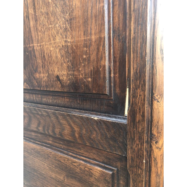 19th Century French Armoire / Display Cabinet For Sale - Image 9 of 12