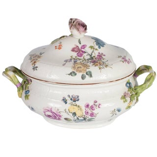 Meissen Soup Tureen For Sale