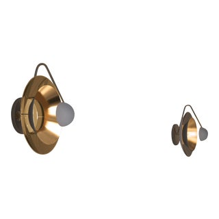 Basie Wall Lamps From Covet Paris For Sale