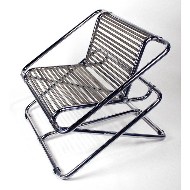 Ron Arad Ron Arad 'One Off' Rocking Chair For Sale - Image 4 of 8
