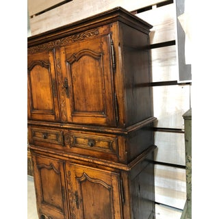 19th Century Louis XV Style French Provincial Tall Buffet Preview