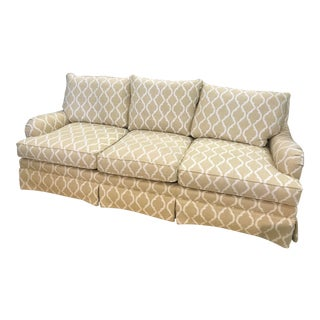 Bob Timberlake by Century Furniture Cream Sofa For Sale
