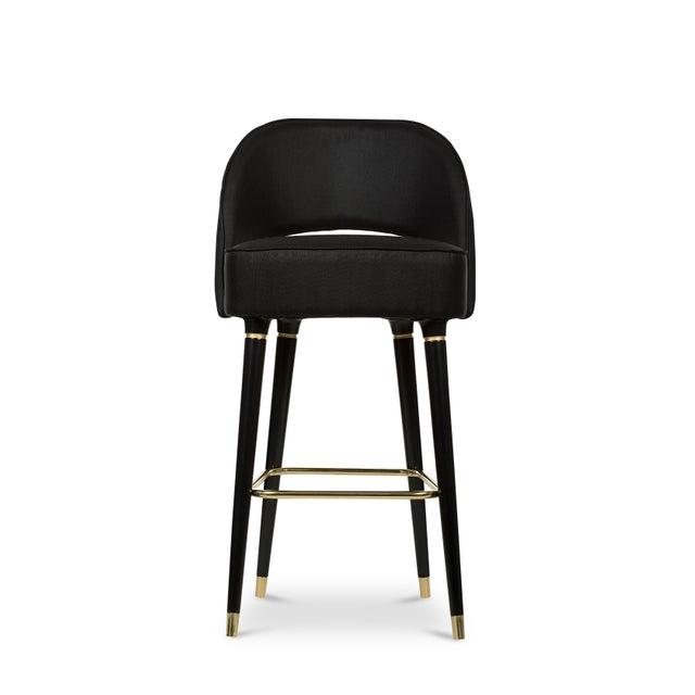 Covet Paris Collins Bar Chair For Sale - Image 6 of 6