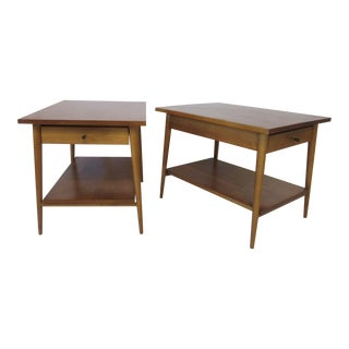 Paul McCobb Planner Group End or Side Tables