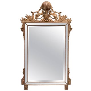 Wall Mirror With Balloon Motif For Sale