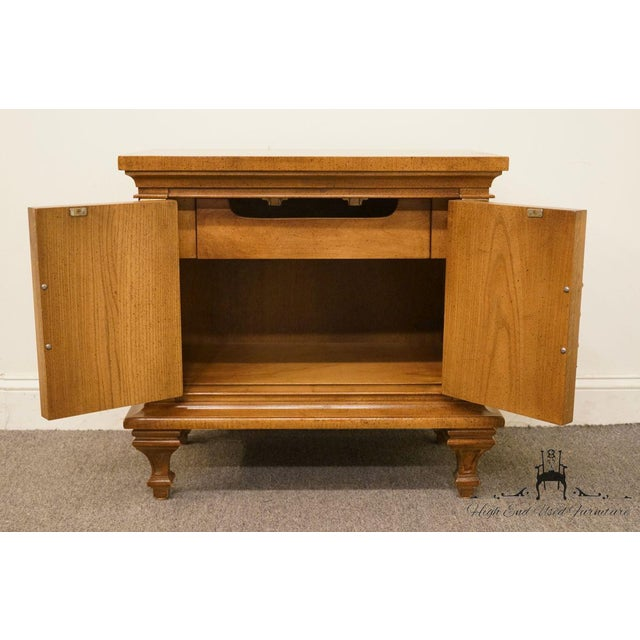 Late 20th Century 20th Century Italian Winston-Salem Cabinet/Nightstand For Sale - Image 5 of 12