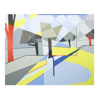 """Hannah Perry Saucier, """"Fractions of Light, Multipled"""" For Sale"""