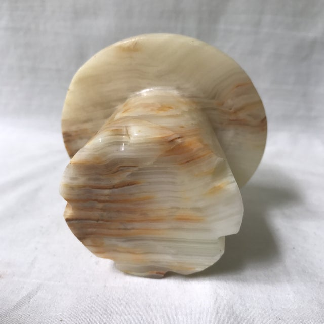 Onyx Mushroom Pen Holder For Sale In Cincinnati - Image 6 of 6
