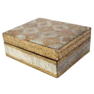 Italian Florentine Keepsake Box