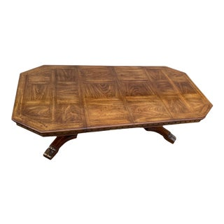 1950s Vintage Heritage Mid-Century Dining Table For Sale