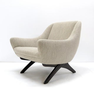 1960s Vintage Illum Wikkelso ML-90 Armchair Preview