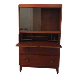 Mid-Century Medical Cabinet/Credenza For Sale