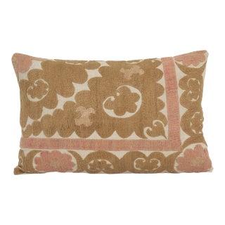 Vintage Samarkand Lumbar Pillow 102 For Sale