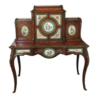 Holland and Sons Victorian Cabinet on Stand For Sale