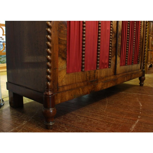 Mid 19th Century Vintage German Gothic Revival Cabinet For Sale In Raleigh - Image 6 of 9