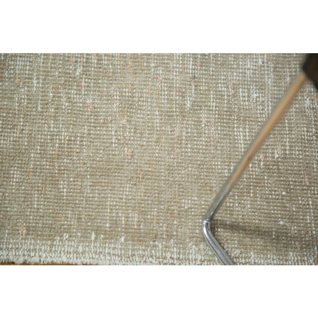 "Vintage Oushak Distressed Rug - 2'3"" X 8'4"" - Image 5 of 6"