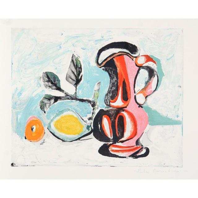 Pablo Picasso, Pichet Rose, Lithograph For Sale