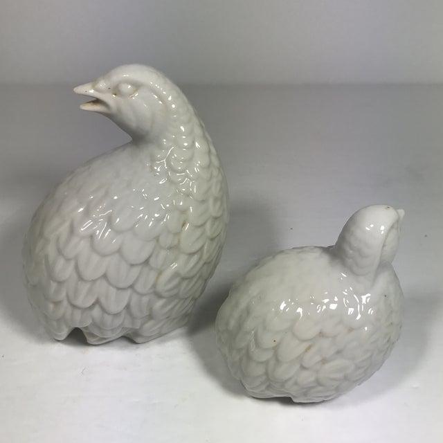 A Pair of Vintage Porcelain Partridge Birds - Image 4 of 8