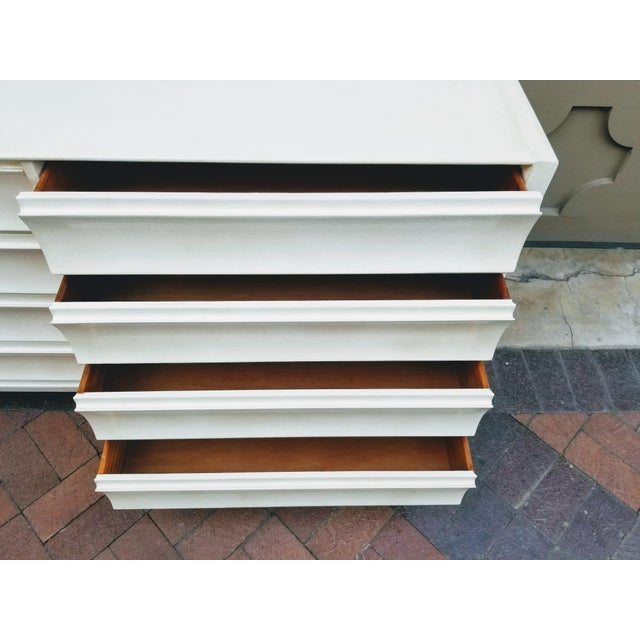 Brown Saltman Paul Laszlo Mid-Century Mahogany Dresser For Sale - Image 4 of 11