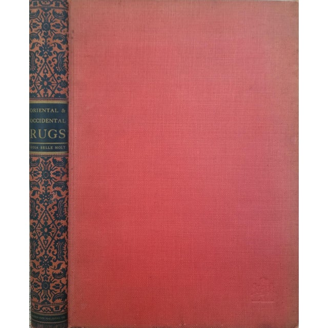 Oriental & Occidental Rugs by Rosa Belle Holt 1937 For Sale - Image 11 of 11