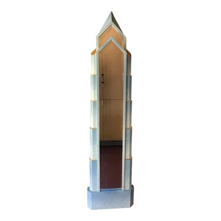 Rothermel & Northington Skyscraper Mirror For Sale
