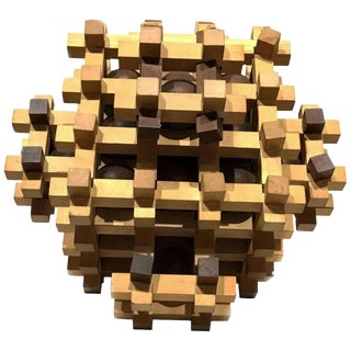 Large Wooden Puzzle