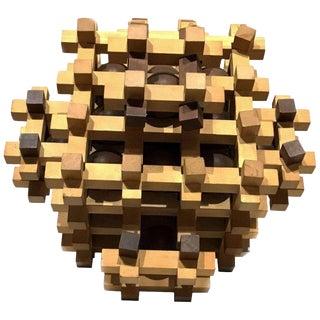 Large Wooden Puzzle