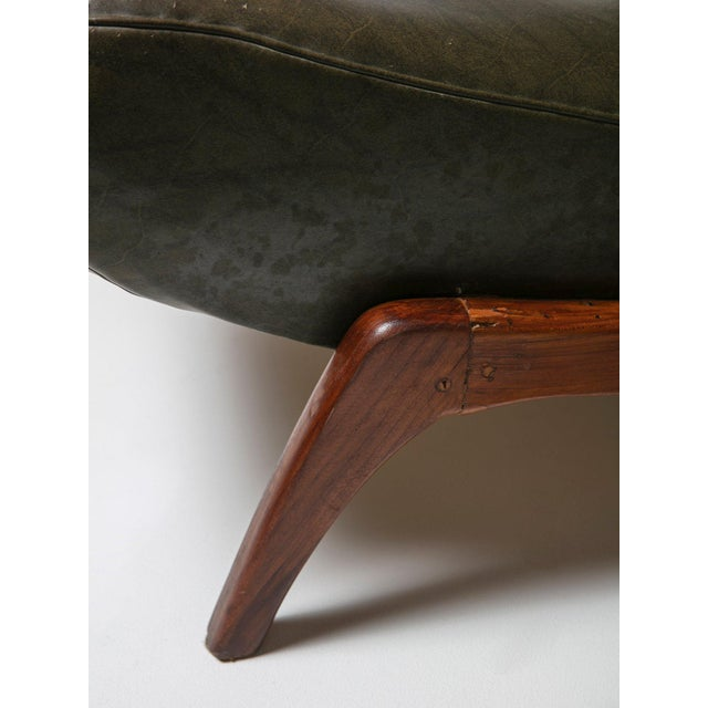 Set of Two Bergères With Footrest For Sale - Image 9 of 11