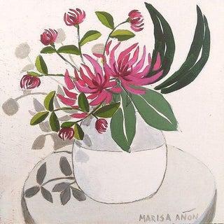 April Florals 5 Original Painting by Marisa Añón For Sale