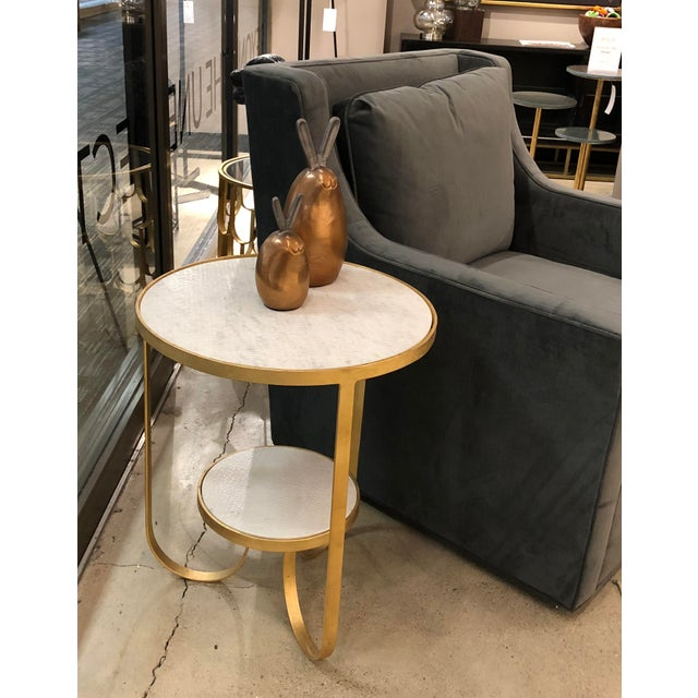 Contemporary Contemporary Erdos + Ko Rani II Accent Table For Sale - Image 3 of 4