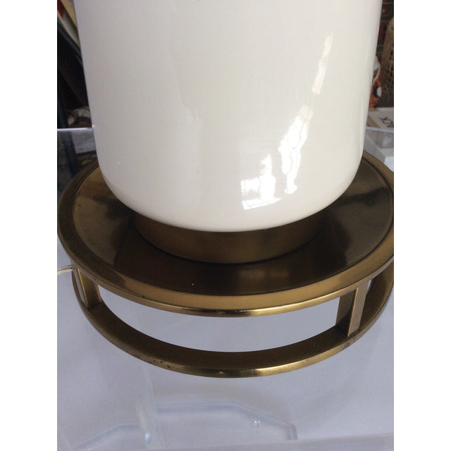Stiffel Large Mid-Century Stiffel Table Lamp For Sale - Image 4 of 7