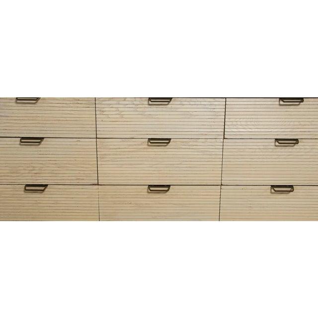 R. Loewy for Mengel 9-Drawer Dresser For Sale - Image 9 of 10