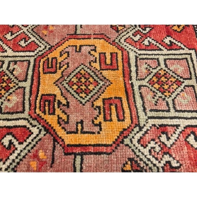 """Bellwether Rugs Vintage Turkish Oushak Small Area Rug - 4'4""""x6'6"""" - Image 5 of 11"""