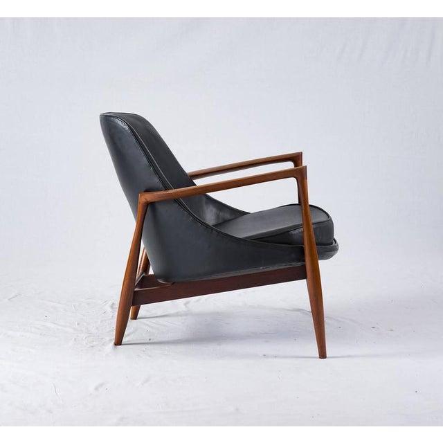 "Ib Kofod-Larsen Ib Kofod-Larsen ""Elizabeth"" Chair For Sale - Image 4 of 10"