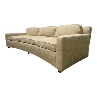 Edward Wormley for Dunbar Curved Sofa
