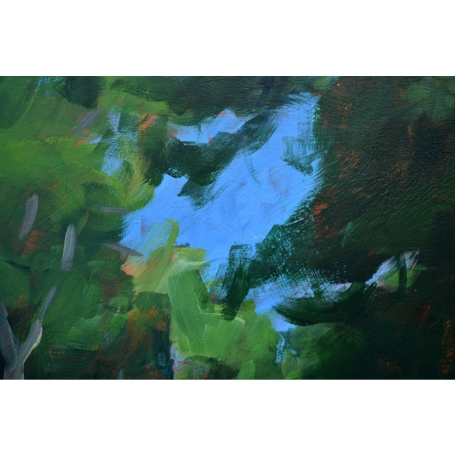 """Contemporary Stephen Remick """"Gravel Road in Vermont"""" Contemporary 2010s Landscape Painting For Sale - Image 3 of 11"""