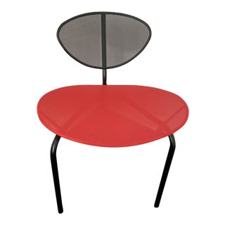 Gubi Matego Red Chair For Sale