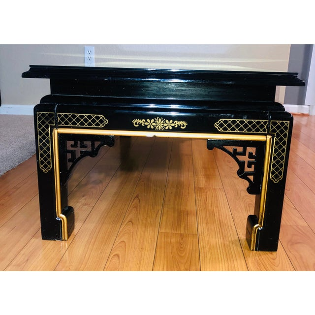 Chinese 1960s Chinese Coffee Table For Sale - Image 3 of 7