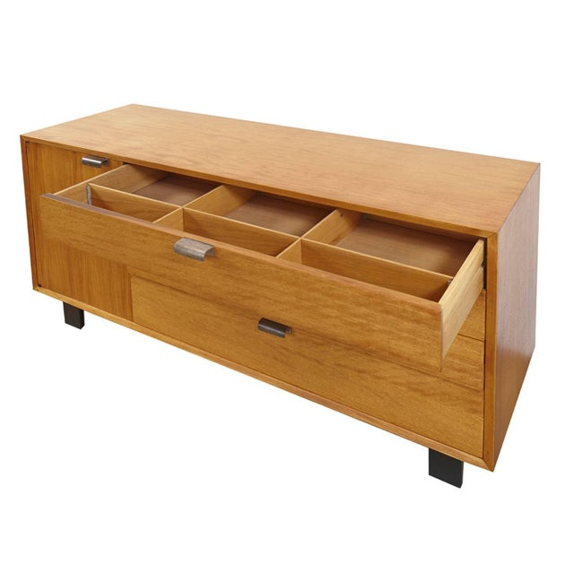 George Nelson for Herman Miller Primavera Cabinet or Dresser For Sale - Image 10 of 11