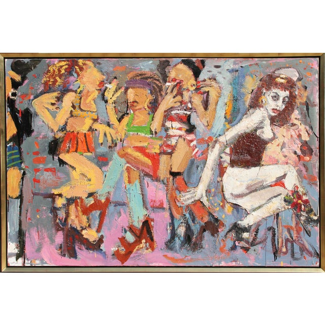 Party Time by Greg Kessler, Mixed Media For Sale