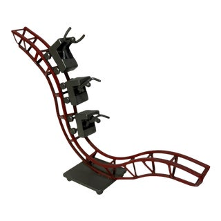Rollercoaster Sculpture by Andy Hyslop 2014 For Sale