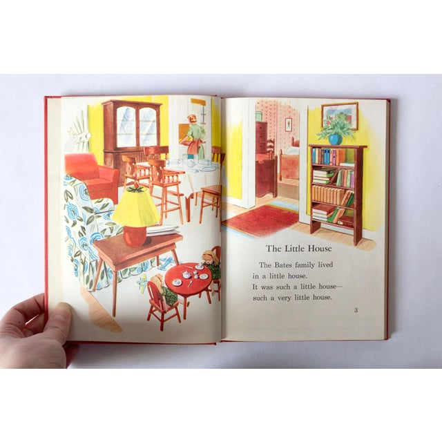 Americana 1950s Vintage Childrens School Book For Sale - Image 3 of 11